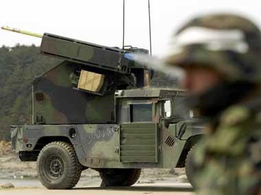 US offers Stinger missiles to India