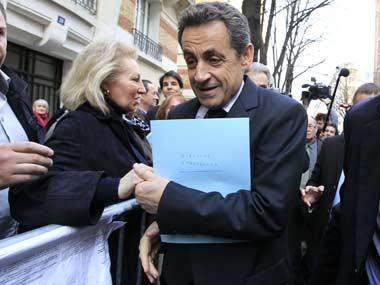 Sarkozy: Jail those who browse terror websites