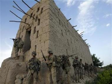 Americans favour limited US role in Afghanistan: Reuters Poll