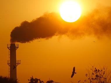 Outdoor air pollution is India 's fifth largest killer