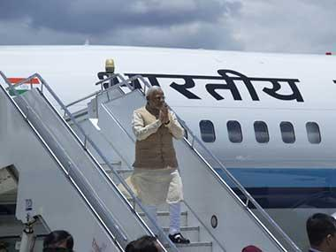 Why PM Narendra Modi is not taking journalists on board Air India One